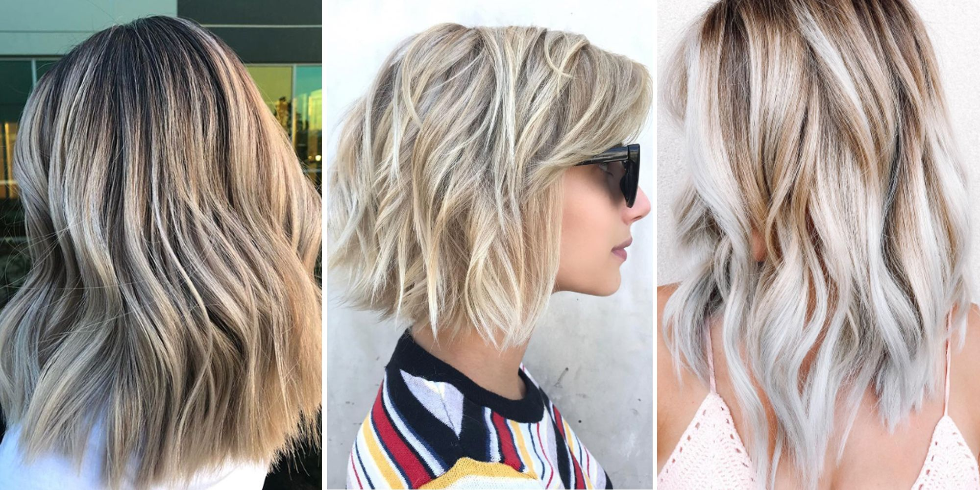 0a201948f5c1 8 Blonde Hair Trends For 2019 - New Ways to Try Blonde Hair Colour