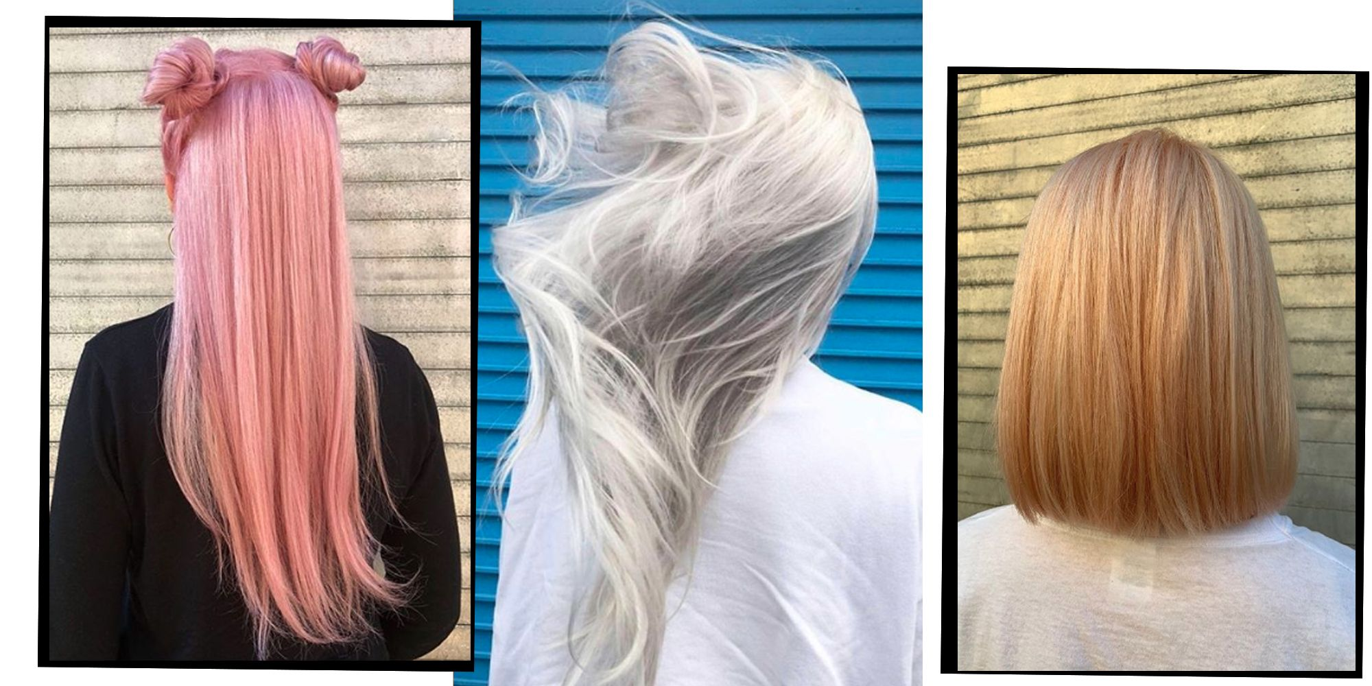 8 Blonde Hair Trends For 2019 New Ways To Try Blonde Hair Colour