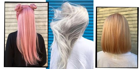 Superb 9 Blonde Hair Trends For 2019 New Ways To Try Blonde Hair Colour Schematic Wiring Diagrams Amerangerunnerswayorg