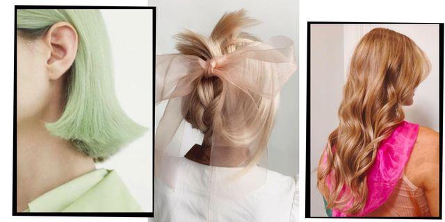 blonde hair trends 2021