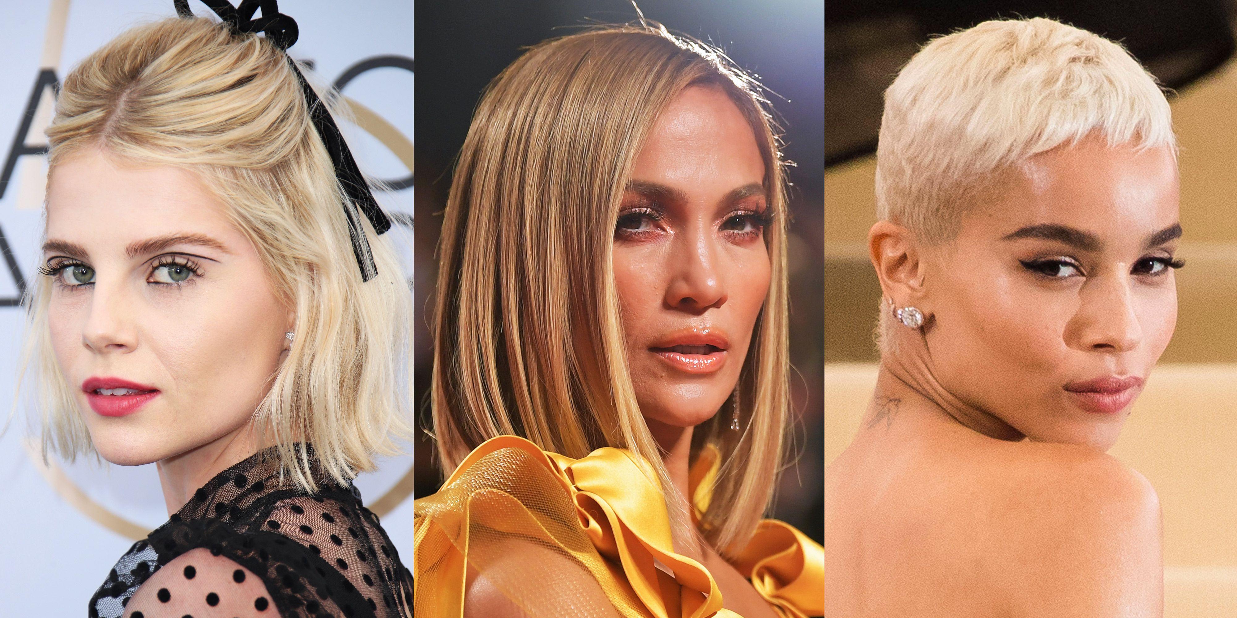 15 Short Blonde Hair Ideas for 2019 , Blonde Hairstyles