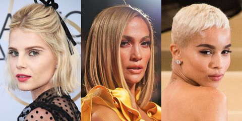 15 Short Blonde Hair Ideas For 2019 Blonde Hairstyles