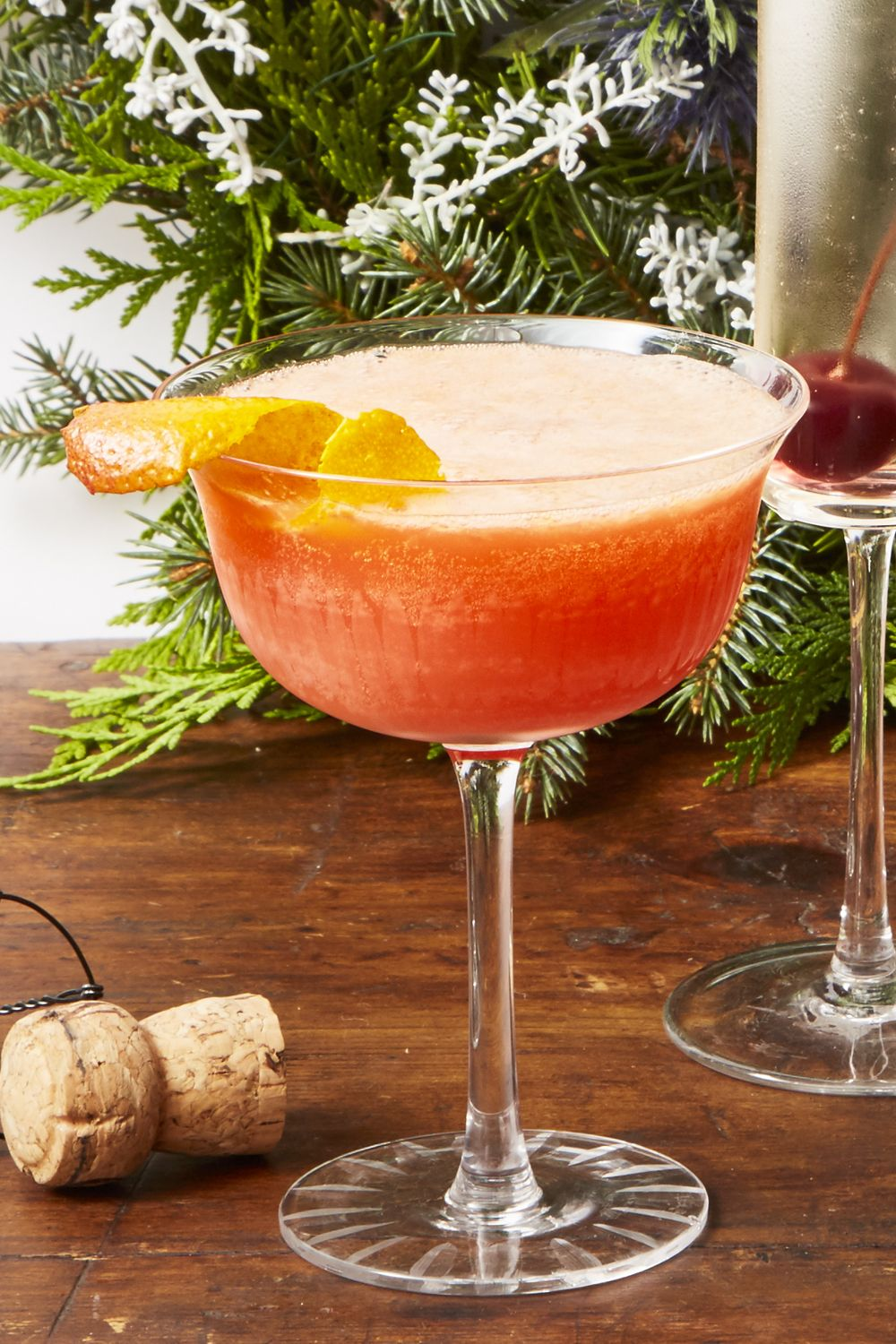 45 Easy Christmas Cocktails - Holiday