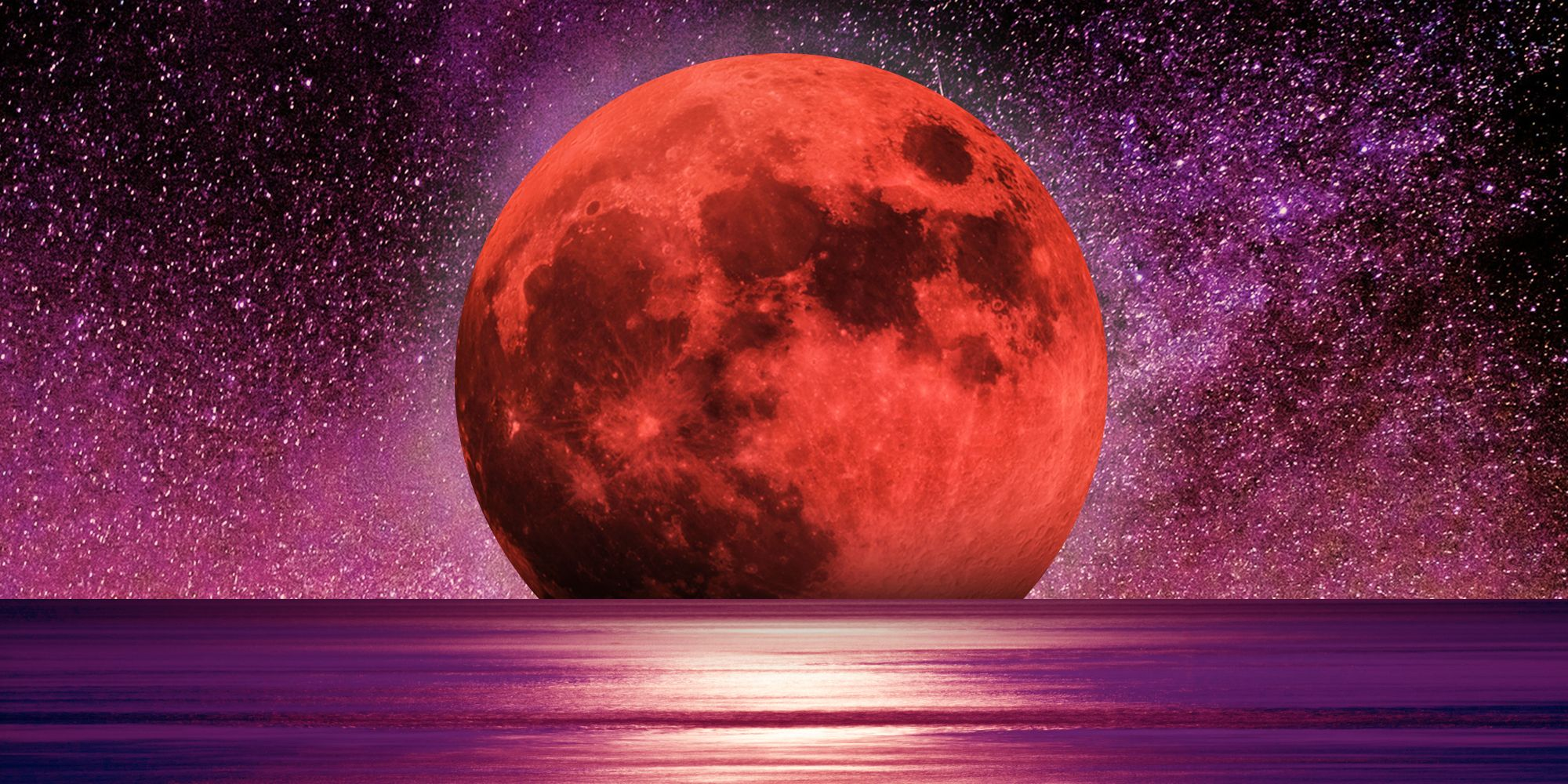 What May's Supermoon, Lunar Eclipse Means for Your Zodiac Sign