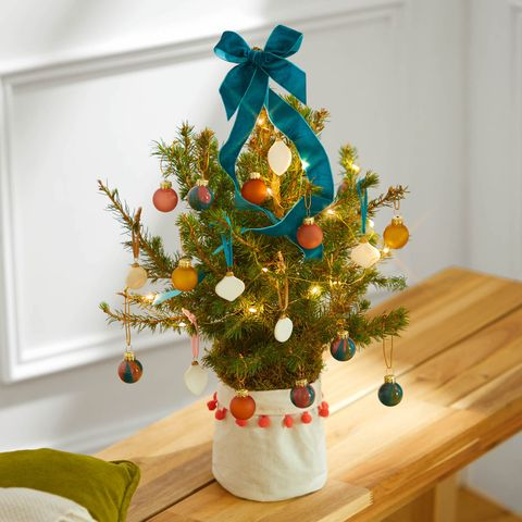 bloom and wild christmas tree