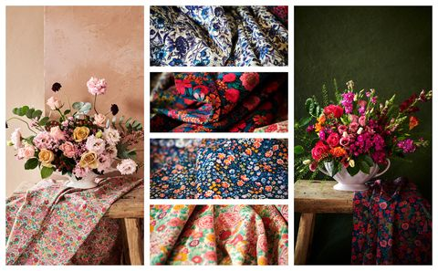 Bloom & Wild limited edition collection with Liberty London Prints