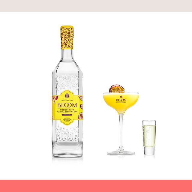 bloom gin raspberry gin and passionfruit gin