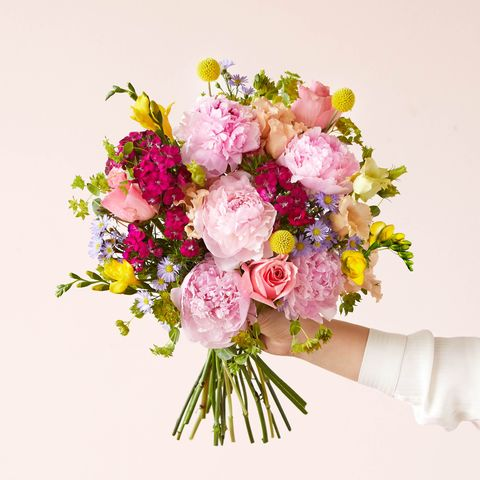 7 expert tips to styling and looking after your peonies