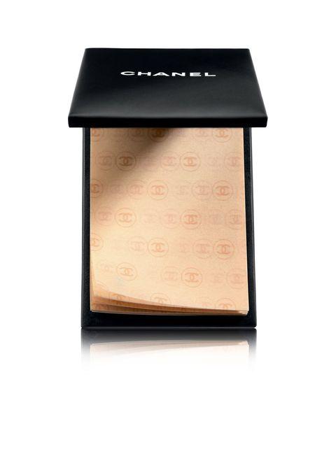 Blotting paper: de oplossing voor een glimmende huid
