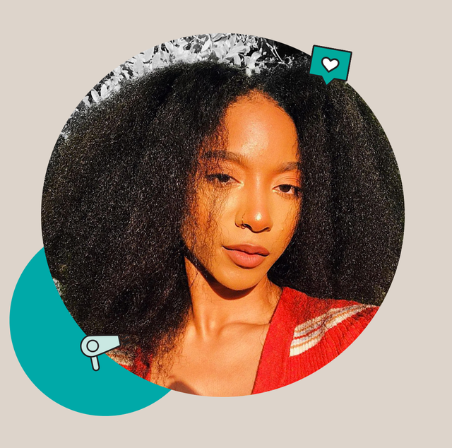 How To Do A Natural Hair Blowout In 2020 According To Stylists