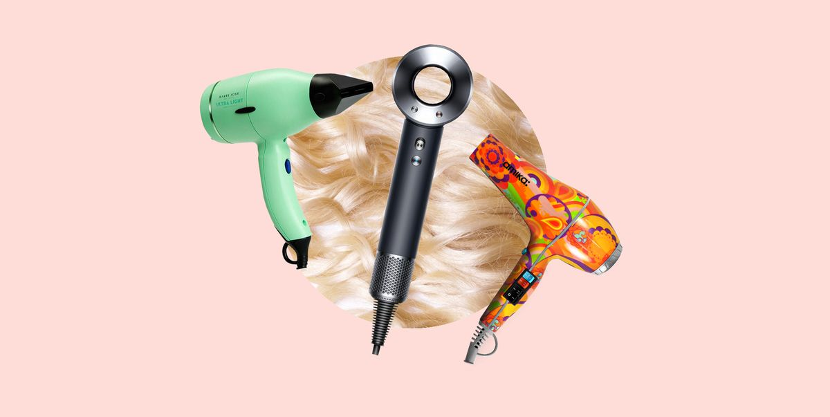 15 Best Hair Dryers of 2020 - Top-Rated Blow Dryers