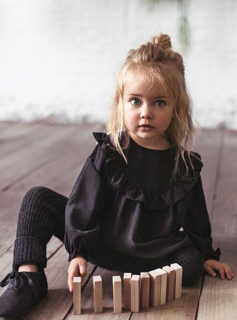 61e493fca6 Zara lanza una colección para las más pequeñas inspirada en la colección  para mujer.