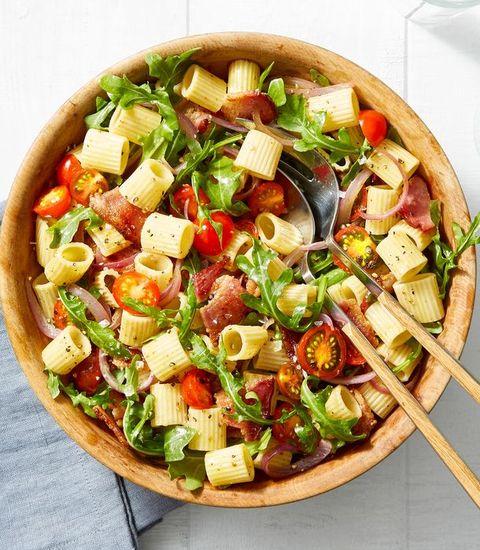 tomato recipes  blt pasta salad