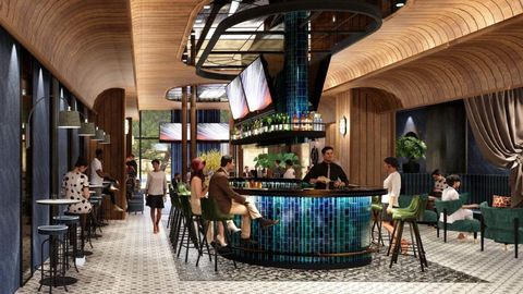 緊鄰著桃園新光影城的「cozzi blu和逸飯店・桃園館」即將在七月開放預訂,裡頭包含全台首間「bbq室內露營野餐區」與船艙造型酒吧「blu bar」,更是緊鄰著桃園新光影城和x park水族館,今年必須走訪桃園一趟!