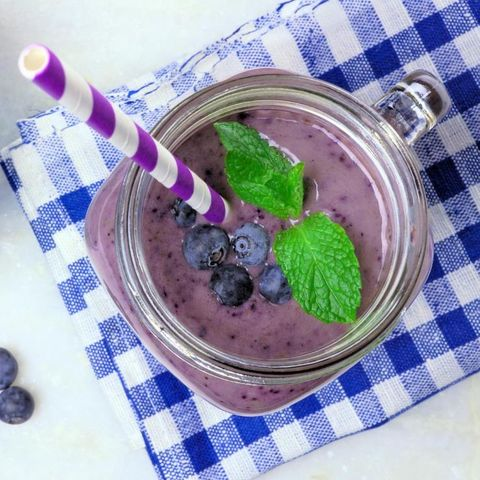 Blue Ginger Smoothie