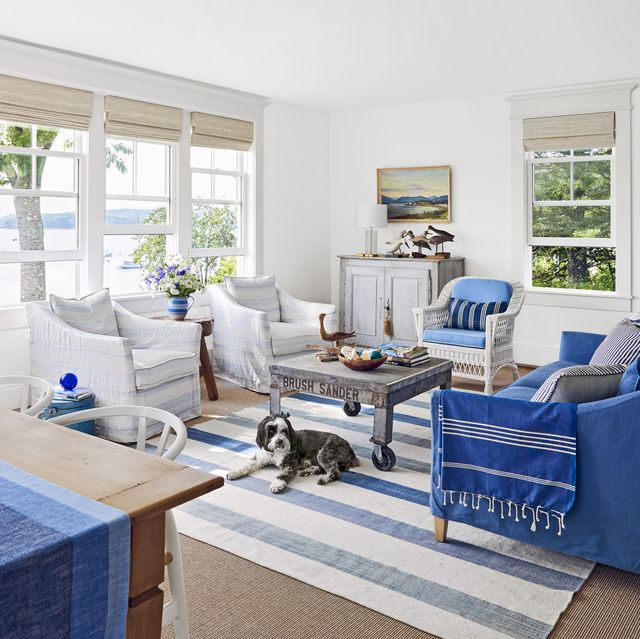 48 Beach House Decorating Ideas