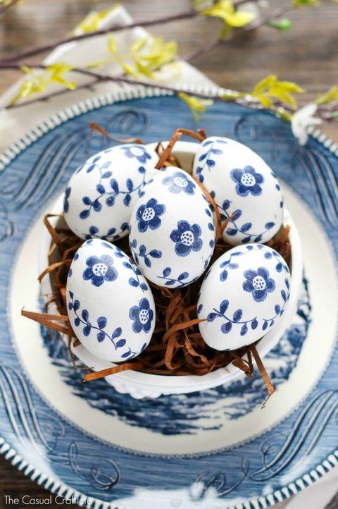 50 Chic Easter Egg Designs Creative Easter Egg Ideas