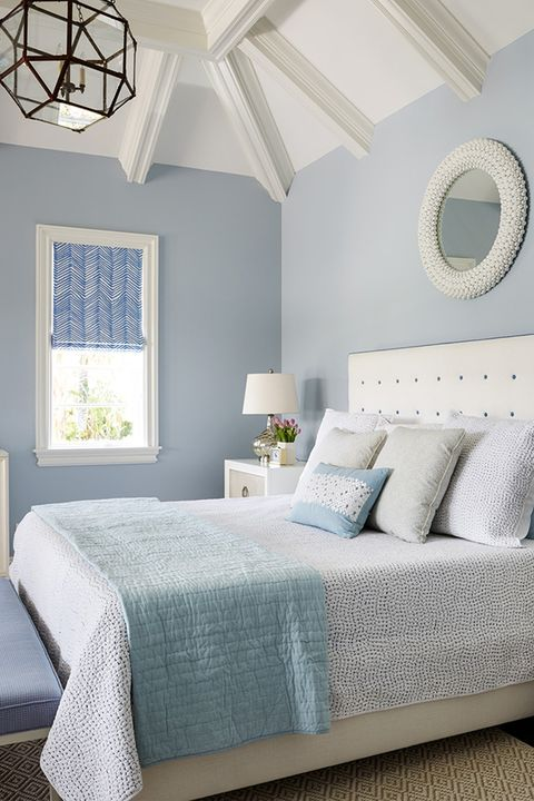 10 Beautiful Blue Bedroom Ideas 2019