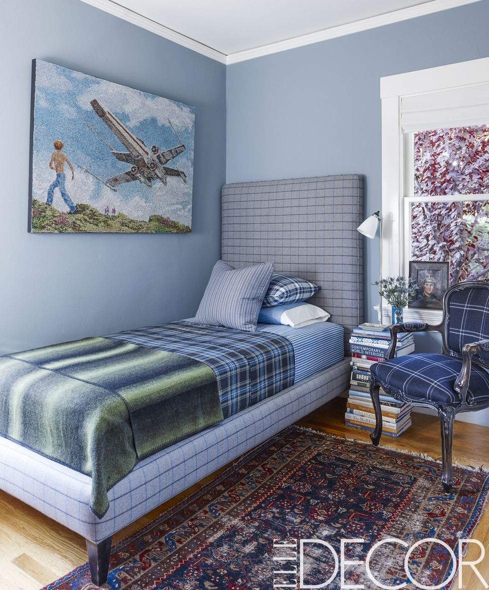 Best Blue Bedrooms , Blue Room Ideas