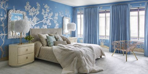 Best Blue Bedrooms Room Ideas