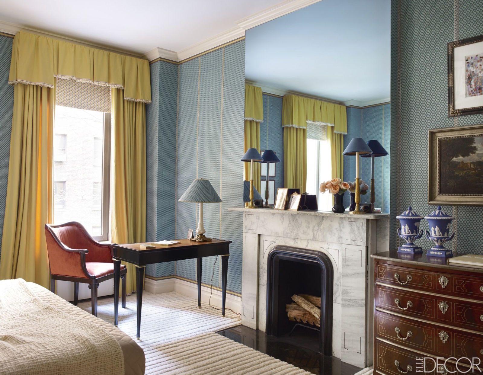 & Best Blue Bedrooms - Blue Room Ideas