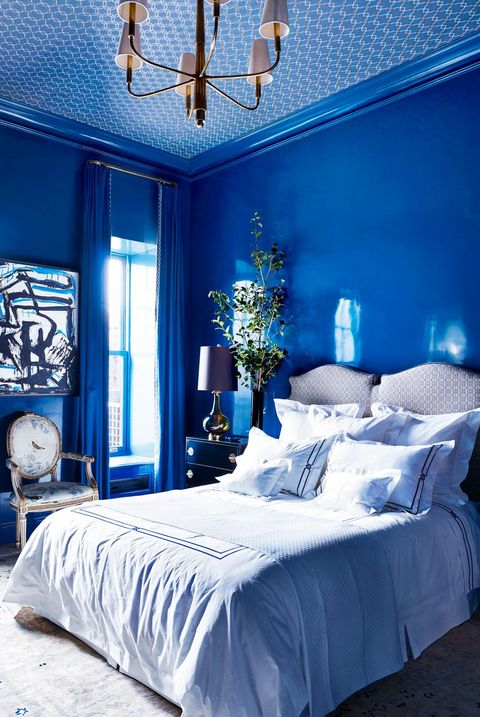 17 Beautiful Blue Bedroom Ideas 2021 How To Design A Blue Bedroom