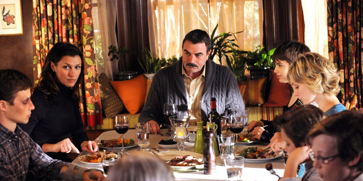 The Prop Master on  Blue Bloods  Revealed a Major Secret About What Really Happens During Those Famous Dinner Scenes