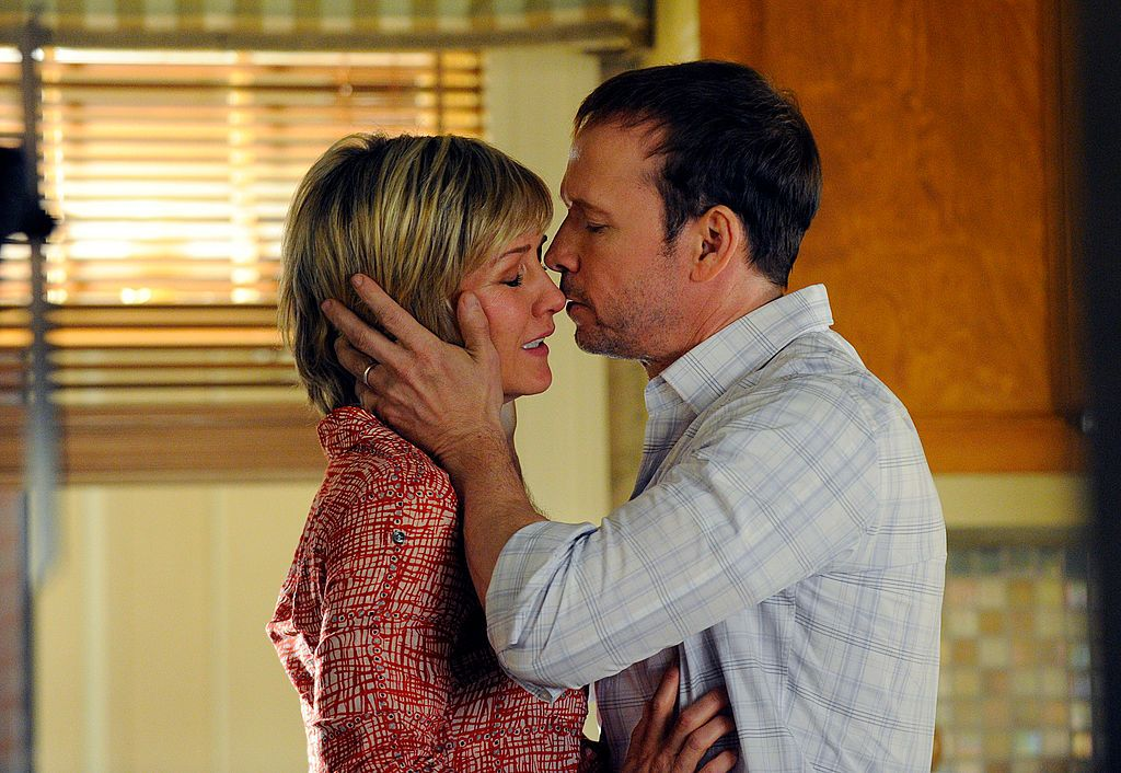 Donnie Wahlberg Actually Cried at the First 'Blue Bloods' Dinner After Linda's Death