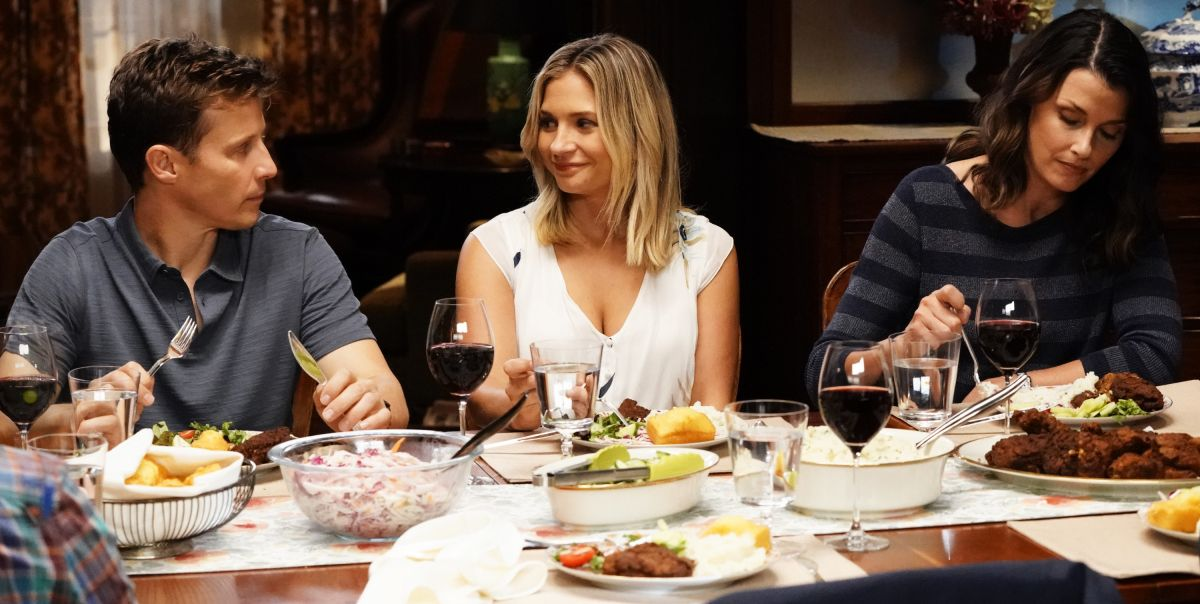 Blue Bloods Serves Real Food During The Family Dinners