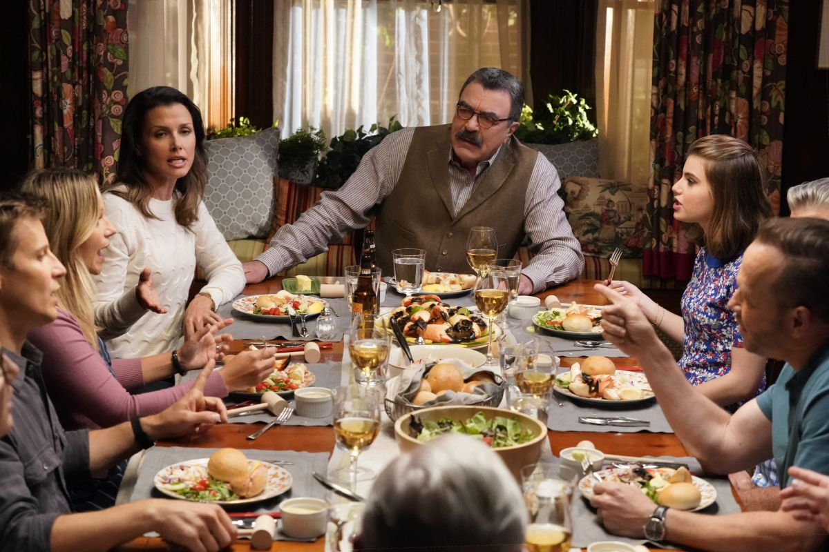 'Blue Bloods' Released the First Sneak Peek Photos From Season 10 and They're Intense
