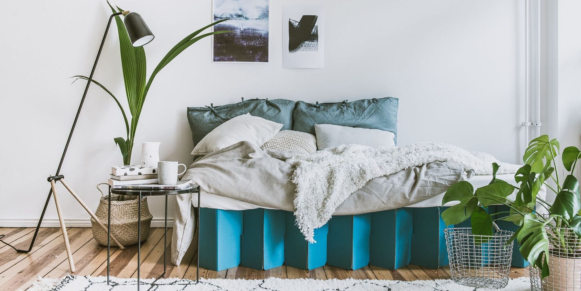 The Uk S First Ever 100 Recyclable Cardboard Bed Is Now