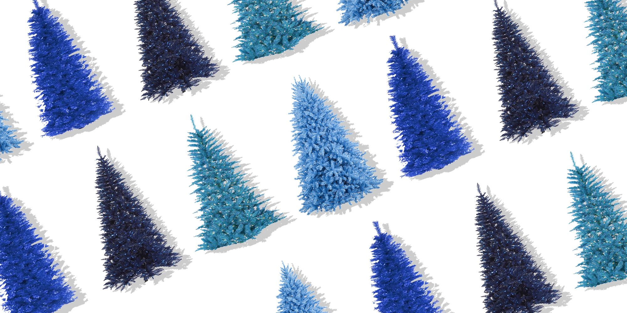 10 best blue artificial christmas trees for 2018