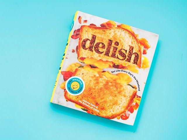 Strange Delish Cookbook Is Available For Order Order The Delish Home Interior And Landscaping Eliaenasavecom