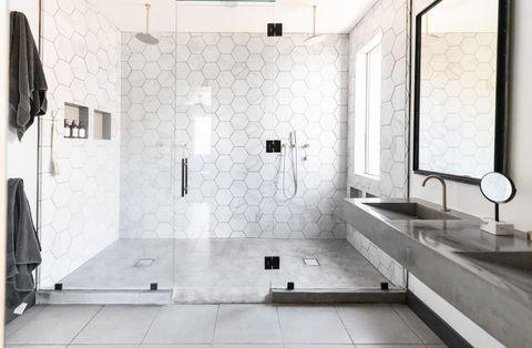 shower design by maegan blau