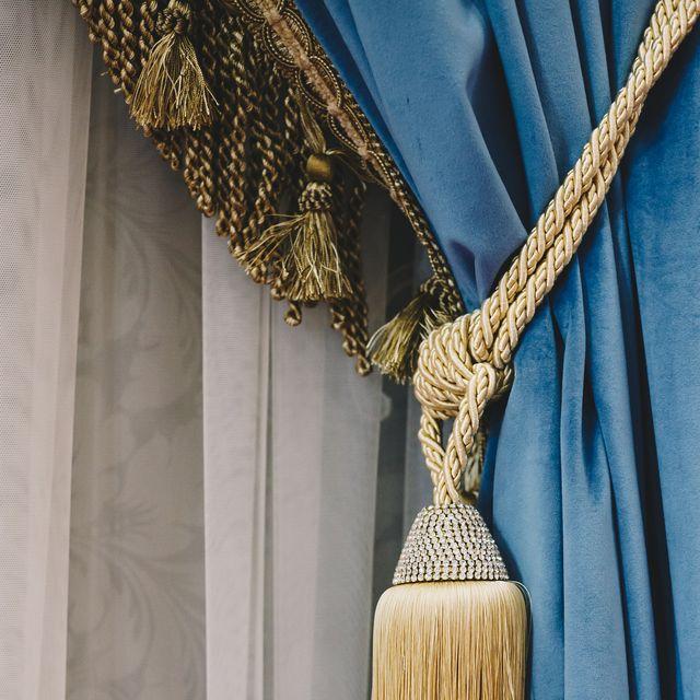 luxury classic curtain