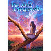 Marijuana strain poster Blue Dream from Califari