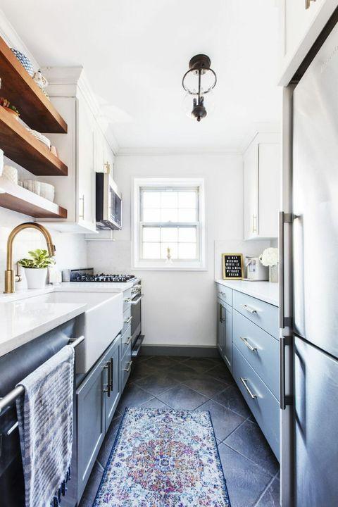 15 best galley kitchen design ideas  remodel tips for