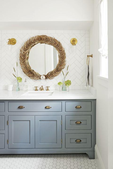 50 Bathroom Decorating Ideas - Pictures of Bathroom Decor ...