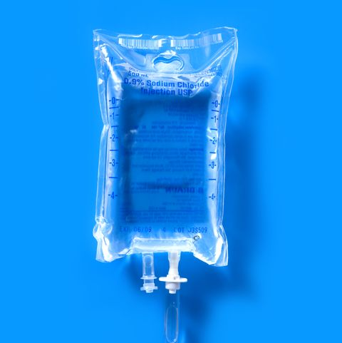 Blue I V