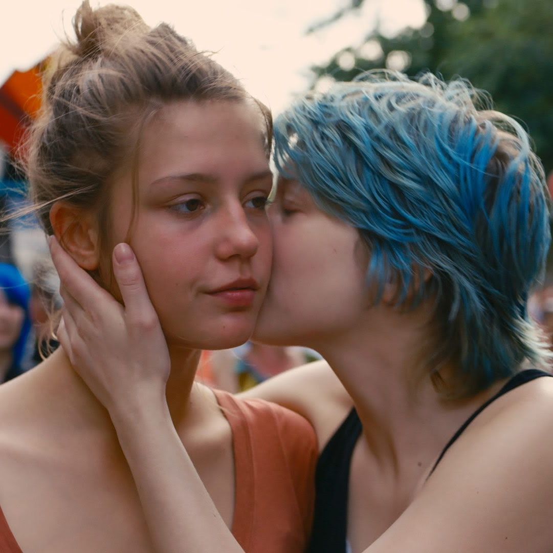 Blue Is the Warmest Color Two teenage girls fall in (and out) of love in this sexy and intense coming-of-age drama that picked up the Palme d'Or at the Cannes Film Festival—and will put you through the emotional ringer.