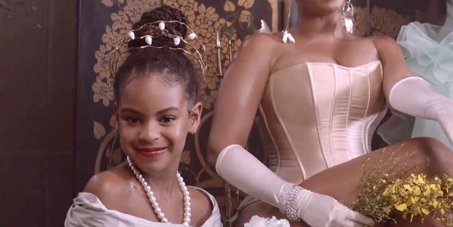Blue Ivy Carter Sings On Beyoncé's 'Black Is King' And Twitter Can't Get Enough
