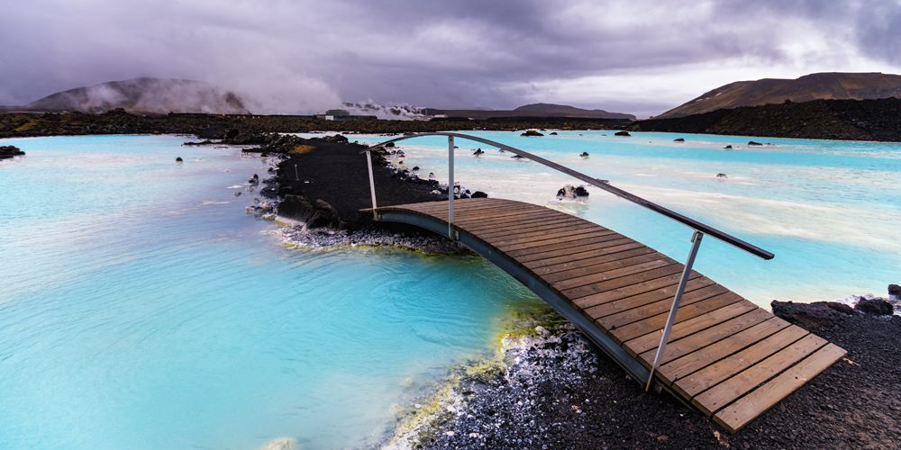 Blue Lagoon Spa Iceland