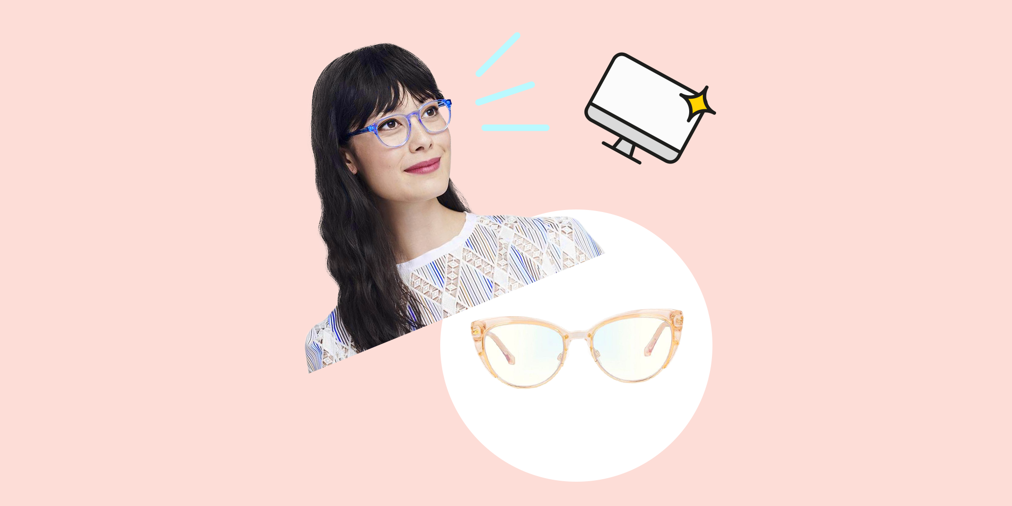 14 Blue-Light-Blocking Glasses to Protect Your Tired Eyes