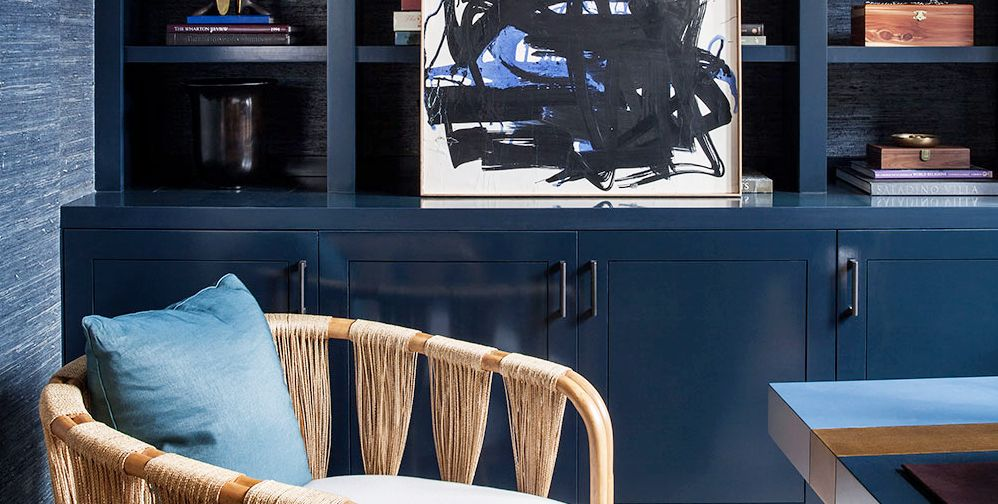 Decor Ideas For Light And Dark Blue Rooms