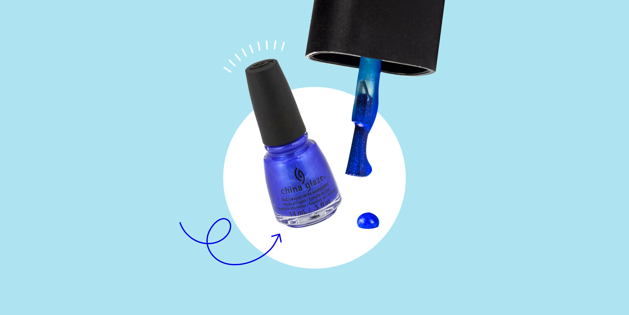 15 Blue Nail Polish Colors And Manicure Ideas For 2021