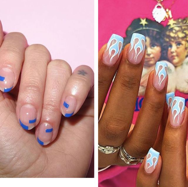 Blue Nails 25 Designs To Inspire Your