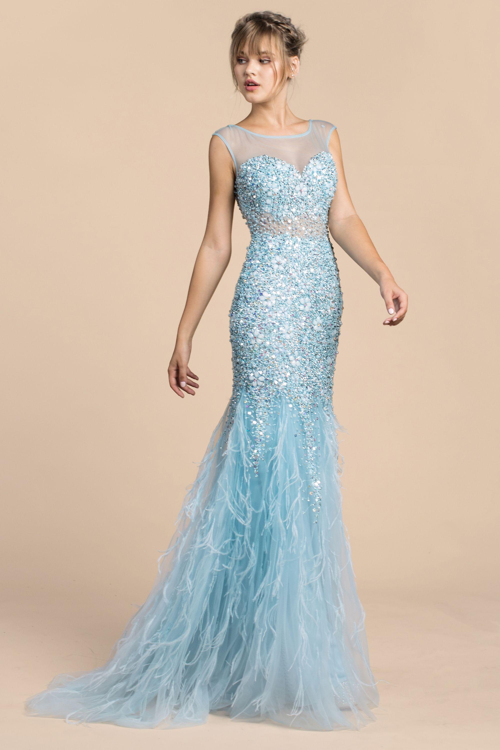 13 Embelished Prom Dresses - Sparkly Prom Dresses 2018