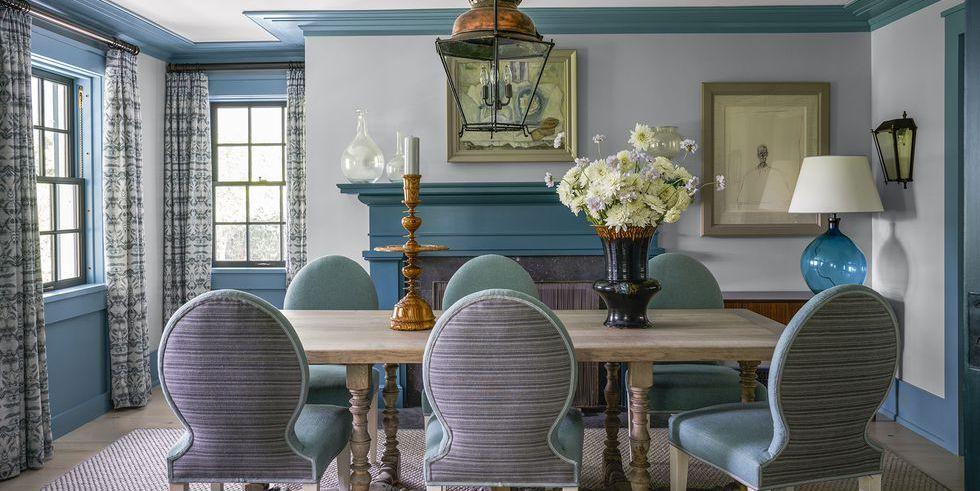 blue paint colors & Best Blue Paints \u2013 Designers\u0027 Favorite Blue Paint Shades