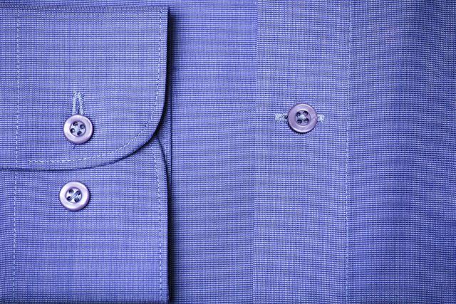 horizontal bottom buttonhole