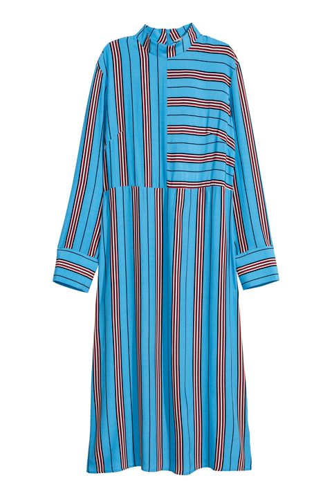 Clothing, Day dress, Turquoise, Sleeve, Blue, Dress, Aqua, Teal, Cover-up, Electric blue,